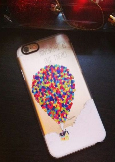 Perfect gift idea | iPhone 6 case that lets your shine through!