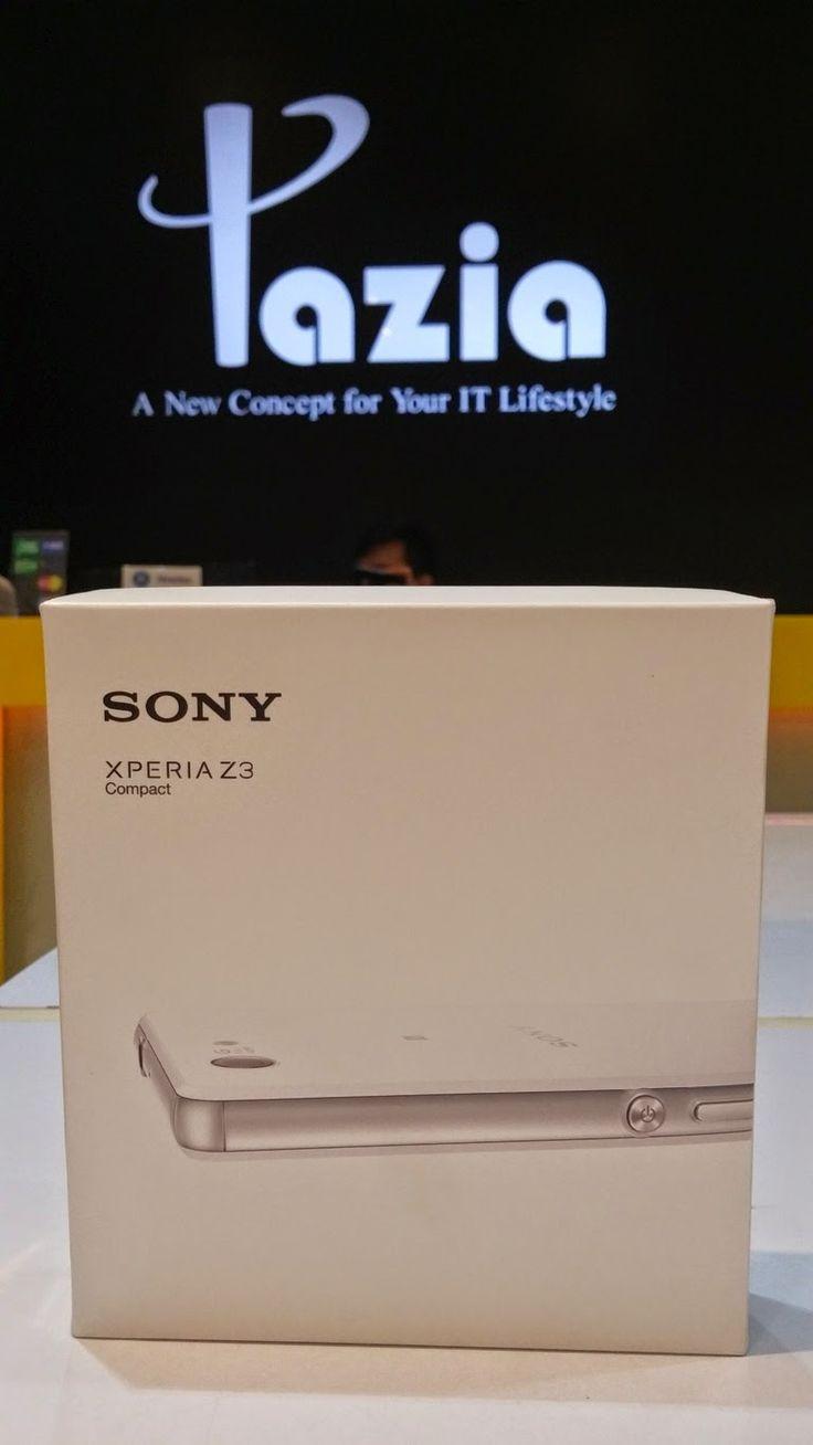 Kredit Sony Xperia Z3 Compact bisa kredit tanpa kartu kredit. 1 jam sudah bisa bawa pulang hp