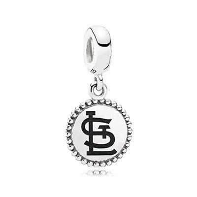 Pandora St. Louis Cardinals Baseball Charm--- CHRISTMAS IDEA EVERYONE! Lol!