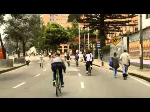 Bogota, Ciclovia