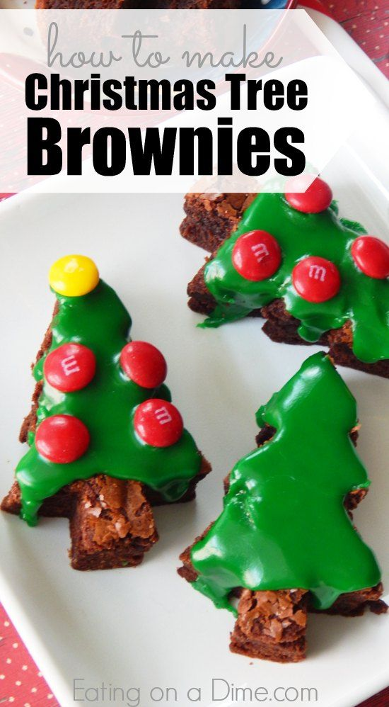 Best 25+ Christmas tree brownies ideas on Pinterest ... - photo#20