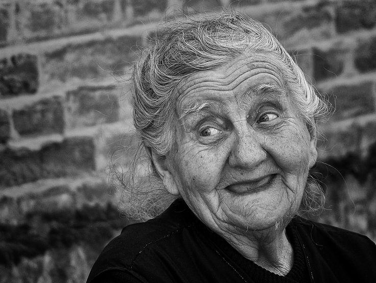 Streetportrait Hungary straatfotografie