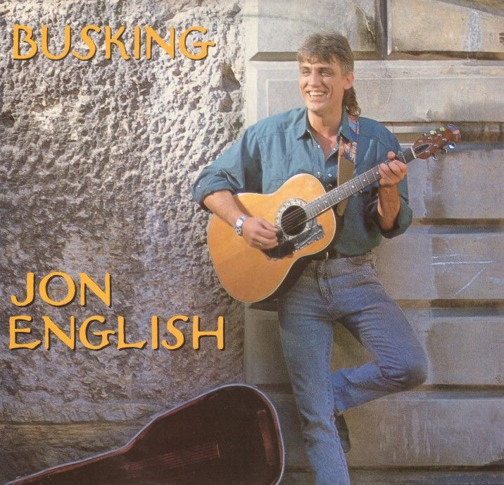 Jon English - The Official Presence