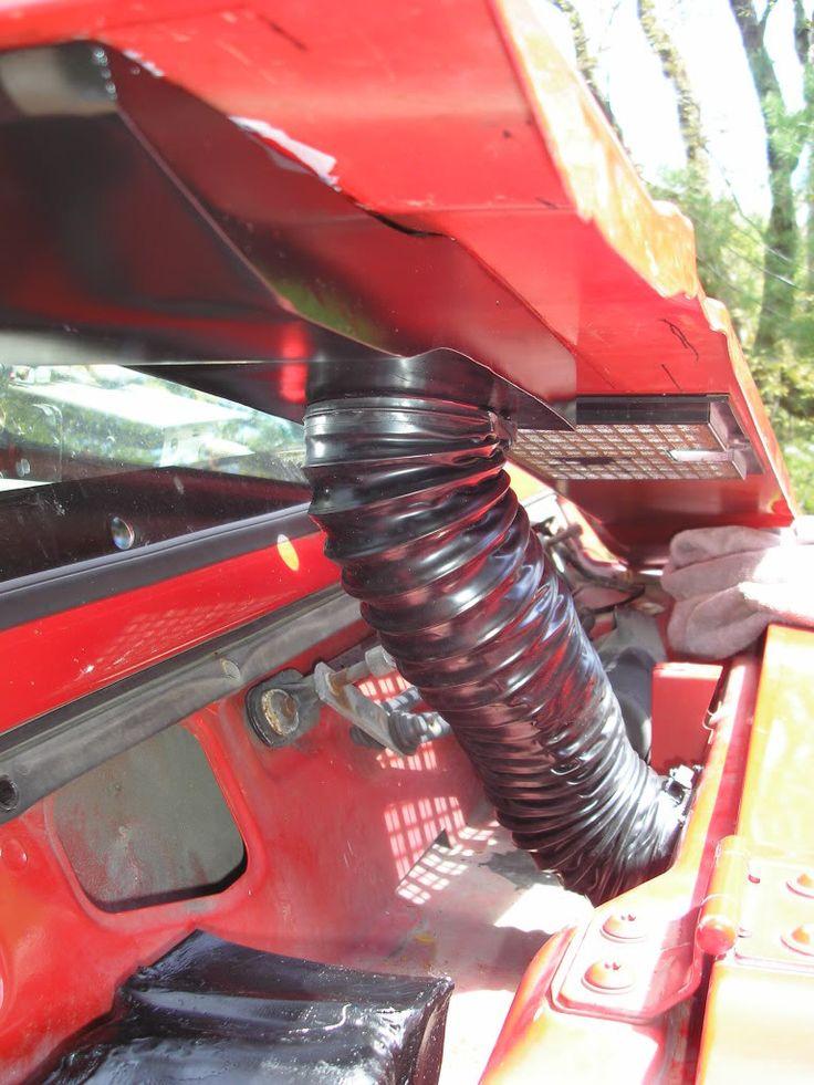 Tj Hummer Cold Air Intake Jeep Wrangler Forum Jeep Yj Jeep Wj