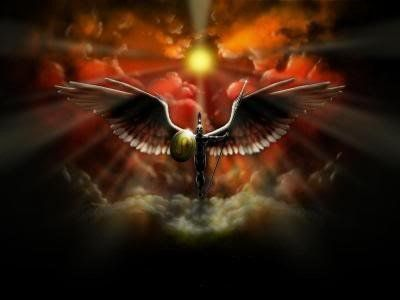 Beyond The Veil where the Angels Ascend