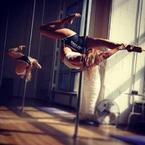 And pole dance for all