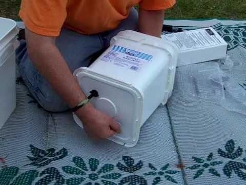Build A CHEAP DIY Berkey Water Filter (quarter of the price of a Berkey system)