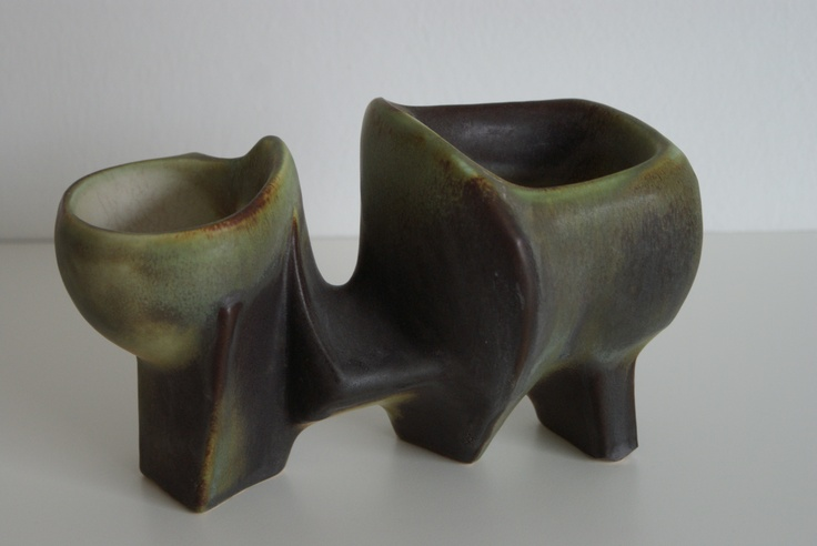 Lore Ceramics Beesel The Netherlands 1967-1981 Matt Camps B72