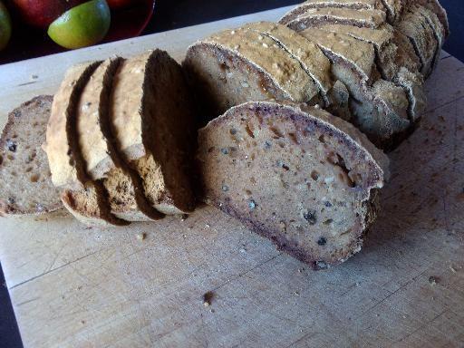 Pain sans gluten sans levure sans MAP - Recette de cuisine Marmiton : une recette