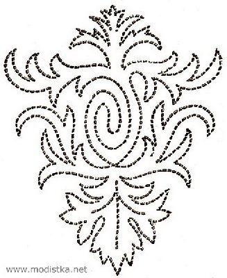 Техника вышивки на ткани бисером