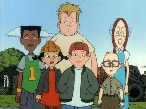 Recess made you feel like going to school was actually kinda cool. | Turns Out, Your Fave '00s Cartoons Probably Aren't Coming Back