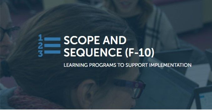 Digital Technologies Hub: Scope and Sequence F-10