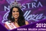 Vanessa de Roide es la ganadora de Nuestra Belleza Latina 2012