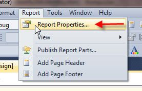 SQL Server Reporting Services Report and Group Variable References