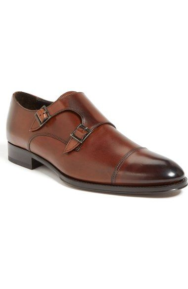 To Boot New York 'Medford' Double Monk Strap Shoe (Men) (Online