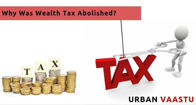 Why was #Wealth #Tax abolished?