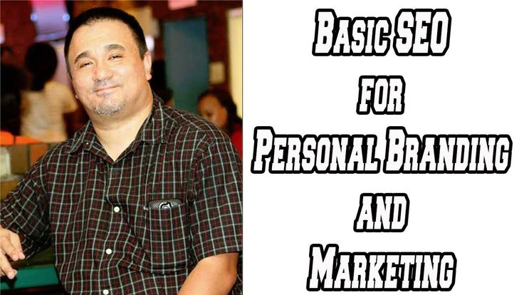 Great article on learning the basics of SEO to properly brand and market yourself online