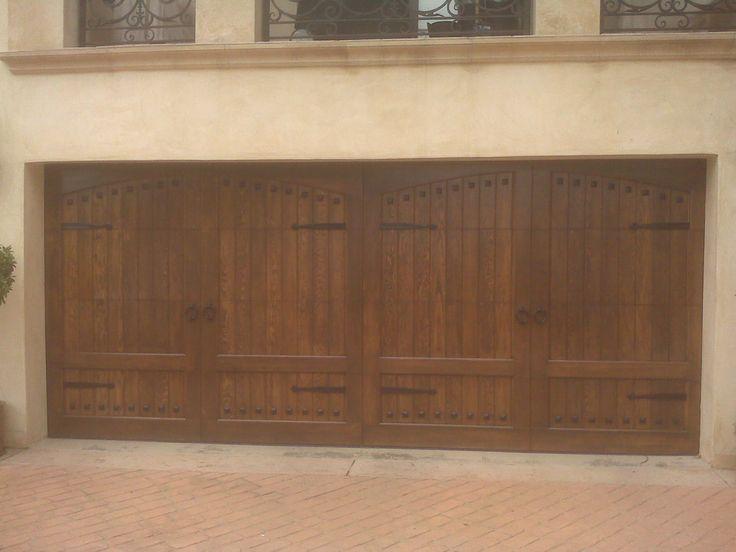 28 best wood garage doors images on pinterest custom for Best wood for garage doors