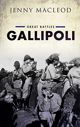 Gallipoli: Great Battles Series - The British-led Mediterranean Expeditionary Force that attacked the Ottoman Empire at Gallipoli in 1915 was a multi-national affair, including Australian, New Zealand, Irish, French, and Indian soldiers. Ultimately a failure, the campaign ended with the withdrawal of the Allied forces after less than nine months and the unexpected victory of the Ottoman armies and their German allies. In Britain, the campaign led to the removal of Churchill from his post
