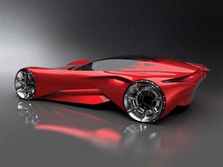 LA Design Challenge 2013: Mazda Auto Adapt Concept