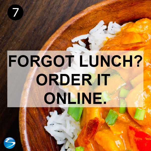 31 Days of Fitness: Day 7: Order Your Lunch Online - The Beachbody Blog