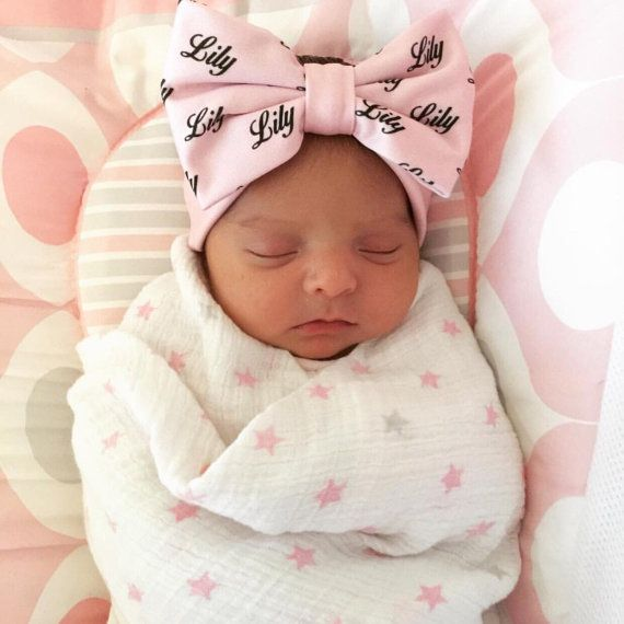 Best 25 newborn baby gifts ideas on pinterest baby footprint personalized baby headband newborn baby gift personalized baby gift toddler headband gift for twins pastel pink bow negle Gallery