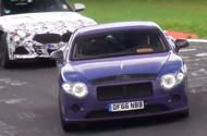 2018 Bentley Continental GT anti-roll system seen at work on track Final testing period of luxury model reveals its design details more clearly; it uses the Porsche Panameras platform  Bentleyhas been pushing the anti-roll system of its upcoming second-generationContinental GTto the limit on track at the Nürburgring as shown by new footage of the car being driven at pace.  Using Bentley's so-called Dynamic Ride technology the car can be seen (video below) cornering nearly completelyflat…