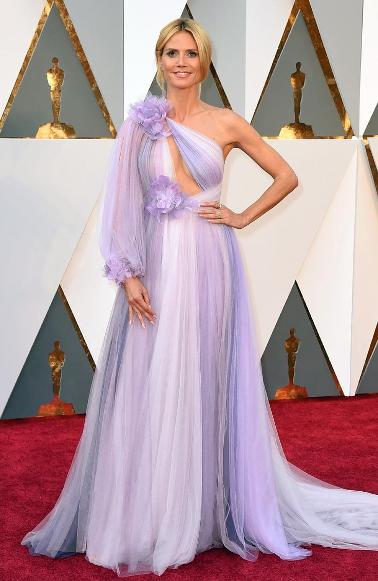 Heidi Klum attends the 88th Annual Academy Awards on February 28, 2016 in Hollywood, California. Picture: AP