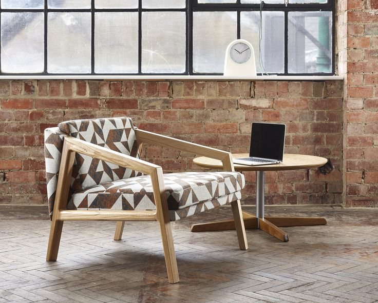 Highly Commended as Product of the Year 2016, the Alfie Chair is suited to office and corporate environments as well as hospitality and workplace areas