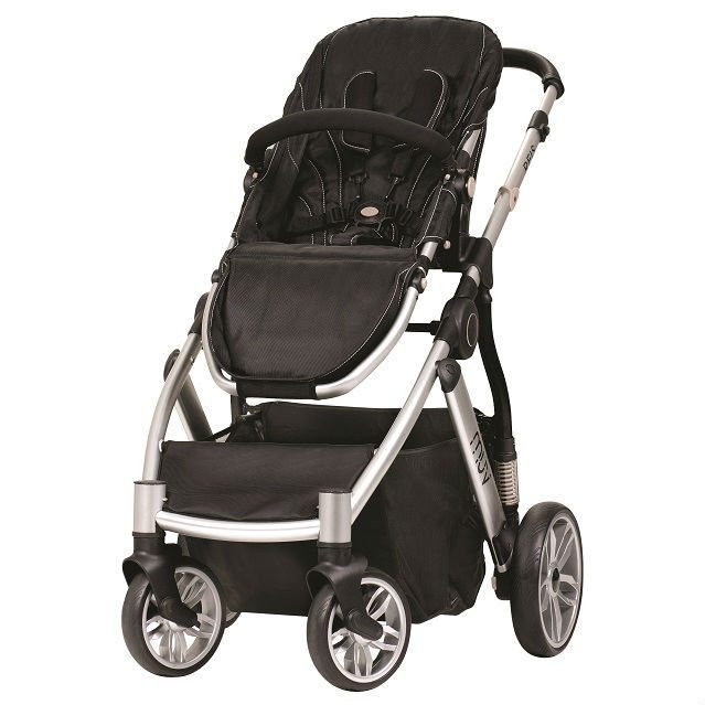 MUV REIS Stroller with KUSSEN Infant Car Seat Travel System