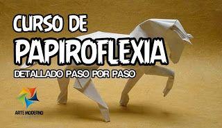 Curso gratuito de Papiroflexia (Origami)