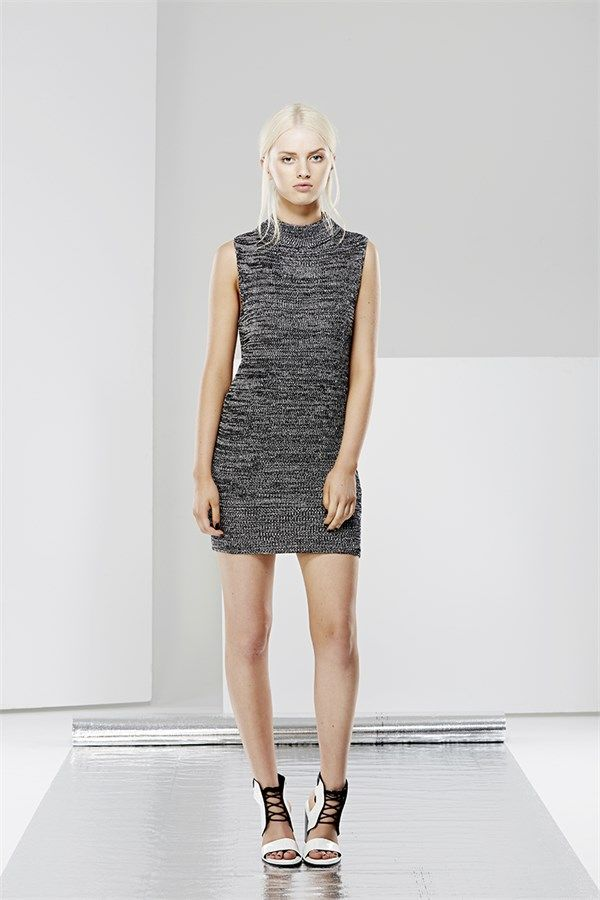 Harlow Knit Dress by May the Label
