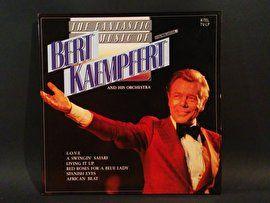 Bert Kaempfert – The Fantastic Music Of (LP)