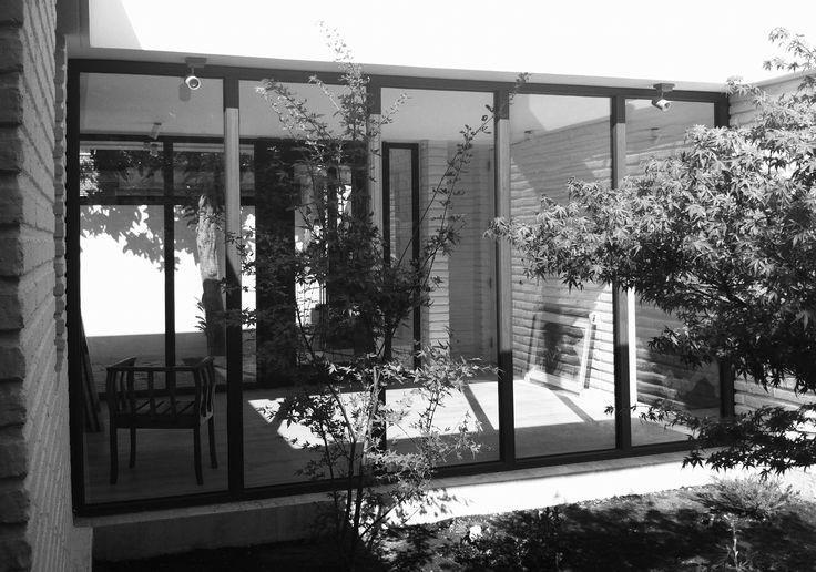 REMODELACION CASA SANFUENTES deArquitectura / M. Elena Dominguez + Bernardita Estay