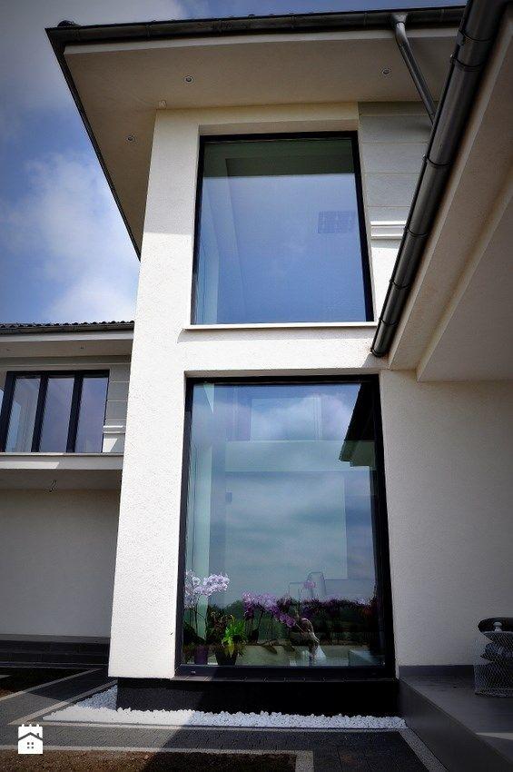 Projekt domu Riwiera - zdjęcie od MG Projekt Projekty domów - Domy - Styl Nowoczesny - MG Projekt Projekty domów