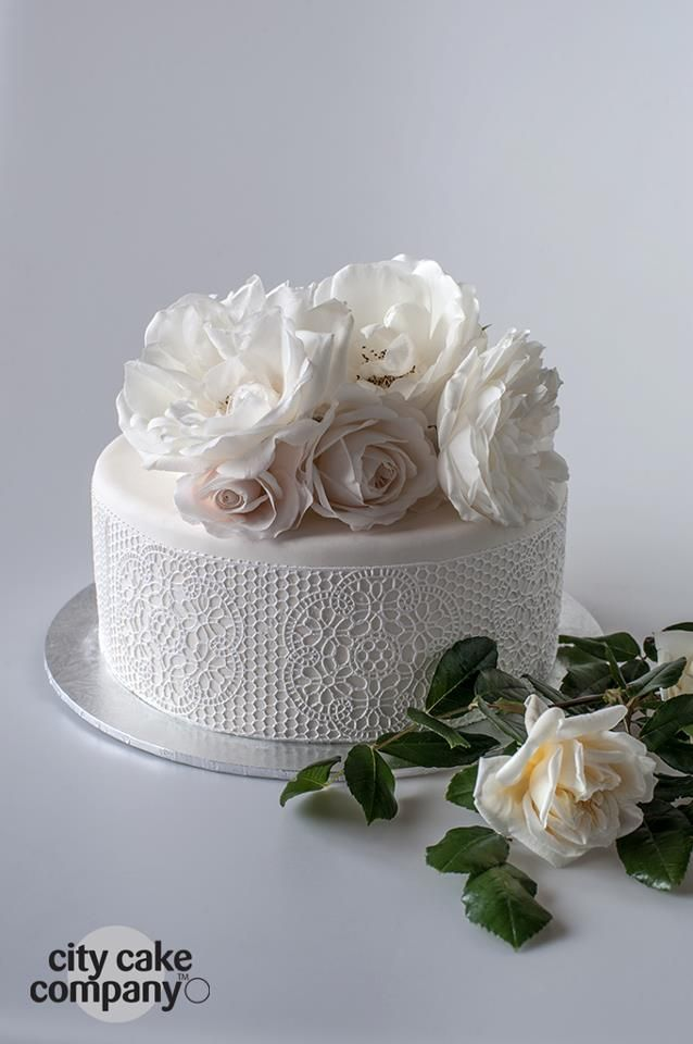 Wedding Cake By City Company Mt Eden Auckland New Zealand Www