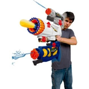 Buy Snap-It Outlaw Water Gun at Argos.co.uk - Your Online Shop for Water blasters.