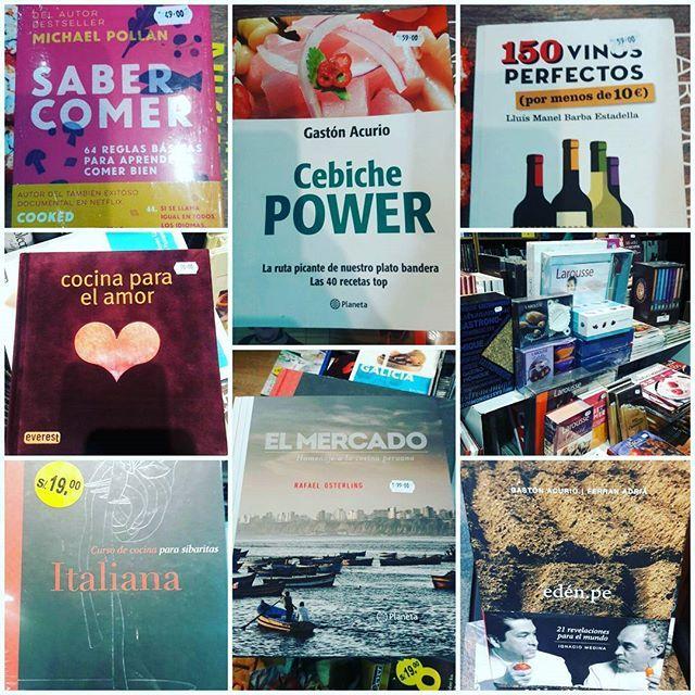 """""""Comer y leer! . Hasta mañana pueden visitar la Feria del Libro de Lima 2017 y encontrar cientos de libros para amantes de la cocina y la comida 🤓 . Que tengan un buen día de feria!  #comeryviajar"""" by @comeryviajar.pe. #fashionbloggers #bbloggers #fbloggers #blogs #bblogger #beautyblog #beautybloggers #instagramers #roadtrip #여행 #outdoors #ocean #world #hiking #lonelyplanet #instacool #instafollow #like4follow #spamforspam #likeforlikes #spam4spam #likes4likes #recent4recent…"""