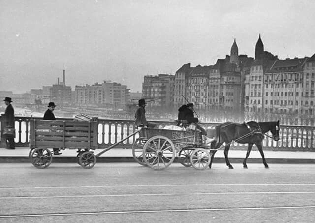 1939. Margit híd.