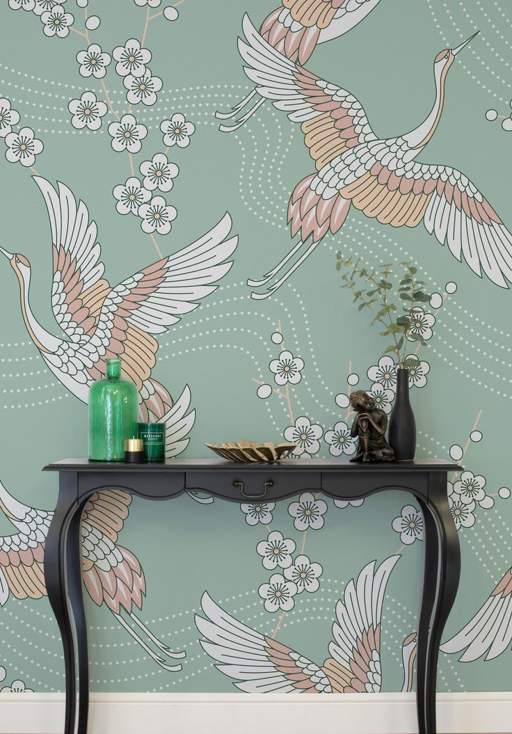 The 25 best oriental wallpaper ideas on pinterest for Architecture orientale