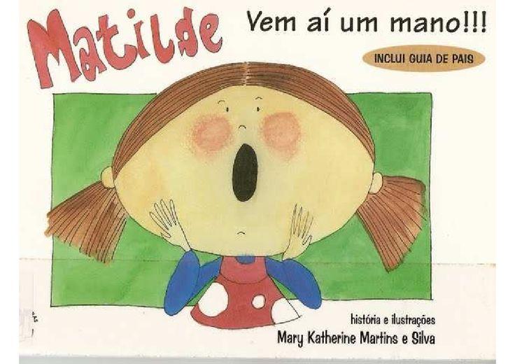 Matilde, vem aí um mano!!!