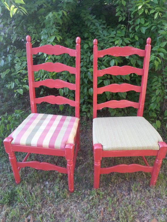 old wooden ladder back chairs 18 best decorating shabby chic country images on 7165
