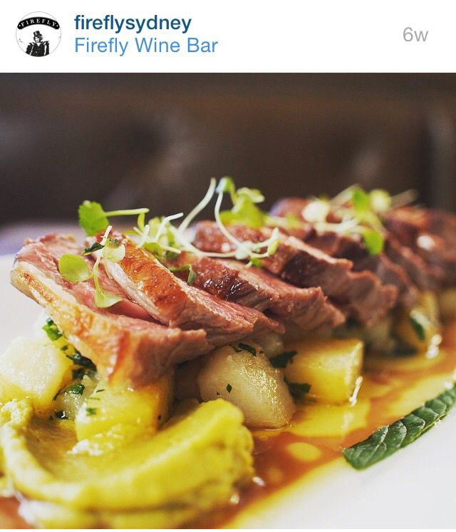 Fire Fly Wine Bar Style: Bistro & Bar Location: Neutral Bay, NSW