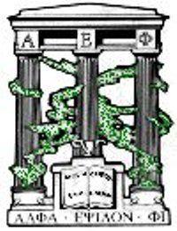 Alpha Epsilon Phi Crest #Greek #Sorority #AlphaEpsilonPhi #AEPhi #Crest #History
