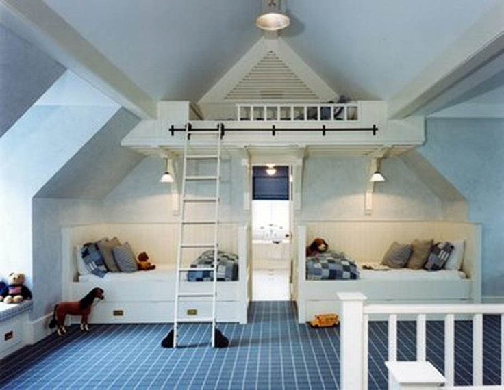 Charming Twin Toddler Room Ideas...this Room Is Awesome But Itu0027s For Boys So