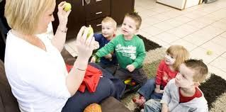 In our organization your children receive the best possible care in a safe environment. We are experts in developing your child's personalities and social skills also.