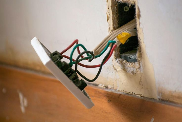 While it might look pretty, electrical wiring and terminal screws are color coded for some very important reasons.