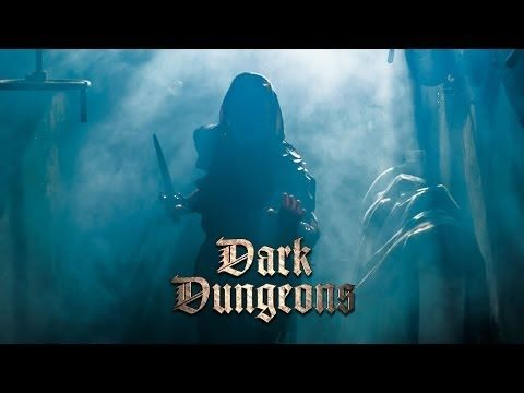 DARK DUNGEONS Full Trailer (Ultra HD) - Official movie adaptation of the Chick Tract