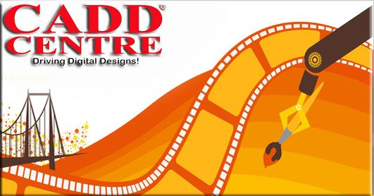 CADD Centre Training Services offers over 100 courses in the domains of (CAD/CAM/CAE) Mechanical, Civil, Electrical Engineering, Architecture, Building Design & Structural Design disciplines... Come and grab it ... Our Centre at Sadar and Caddcentre Nandanvan