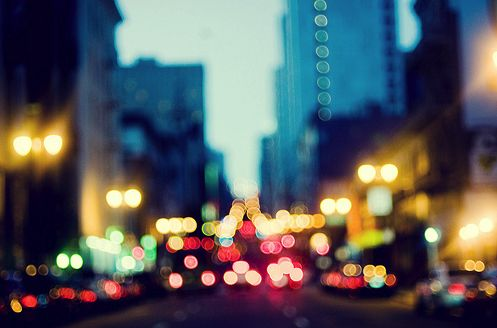 Blurry Lights, NYC | [to travel this world...] | Pinterest ...  Blurry Lights, ...